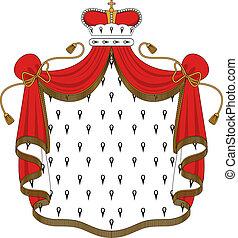 Royal mantle