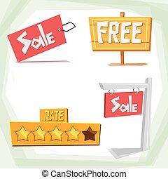 Sale object