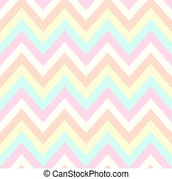 seamless chevron wave pattern