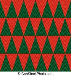 Seamless Christmas Gift Wrapping