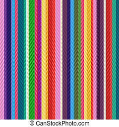 seamless colorful stripes textured