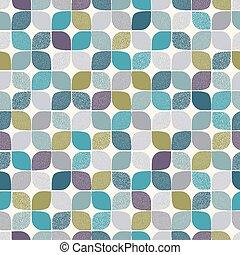 seamless geometric dots pattern