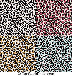 seamless leopard cheetah skin