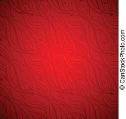 Seamless red background