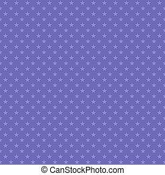 Seamless Stars Pattern Background. Vector