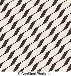Seamless vector geometric abstract pattern