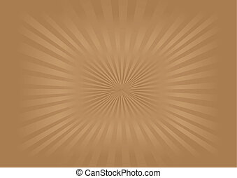 Sunburst - Vector Image