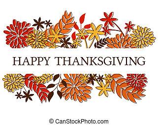 Thanksgiving Card Design