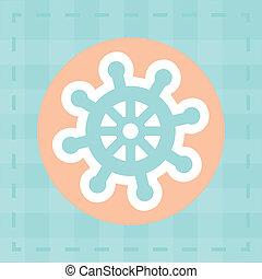 timon graphic design , vector illustration