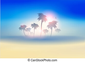 Tropic Paradise Island
