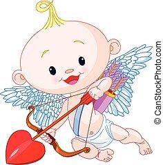 Valentine%u2019s Day Cupid
