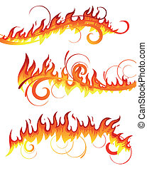 Vector Fire Elements