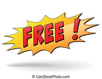 Vector free star