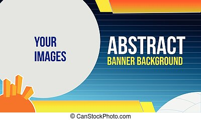 vector illustration of a abstract colorful background