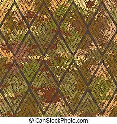 vector pattern tribal navajo
