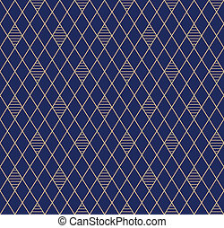 Vector striped seamless pattern.