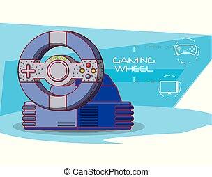 video game timon icon vector illustration design