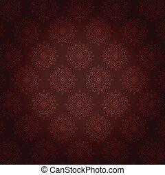 vintage pattern vector design background