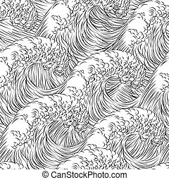 Wave Japanese Style