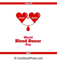 World Blood Donor Day, June 14